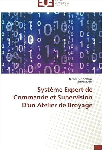 Lire en ligne Système Expert de Commande et Supervision D'un Atelier de Broyage pdf