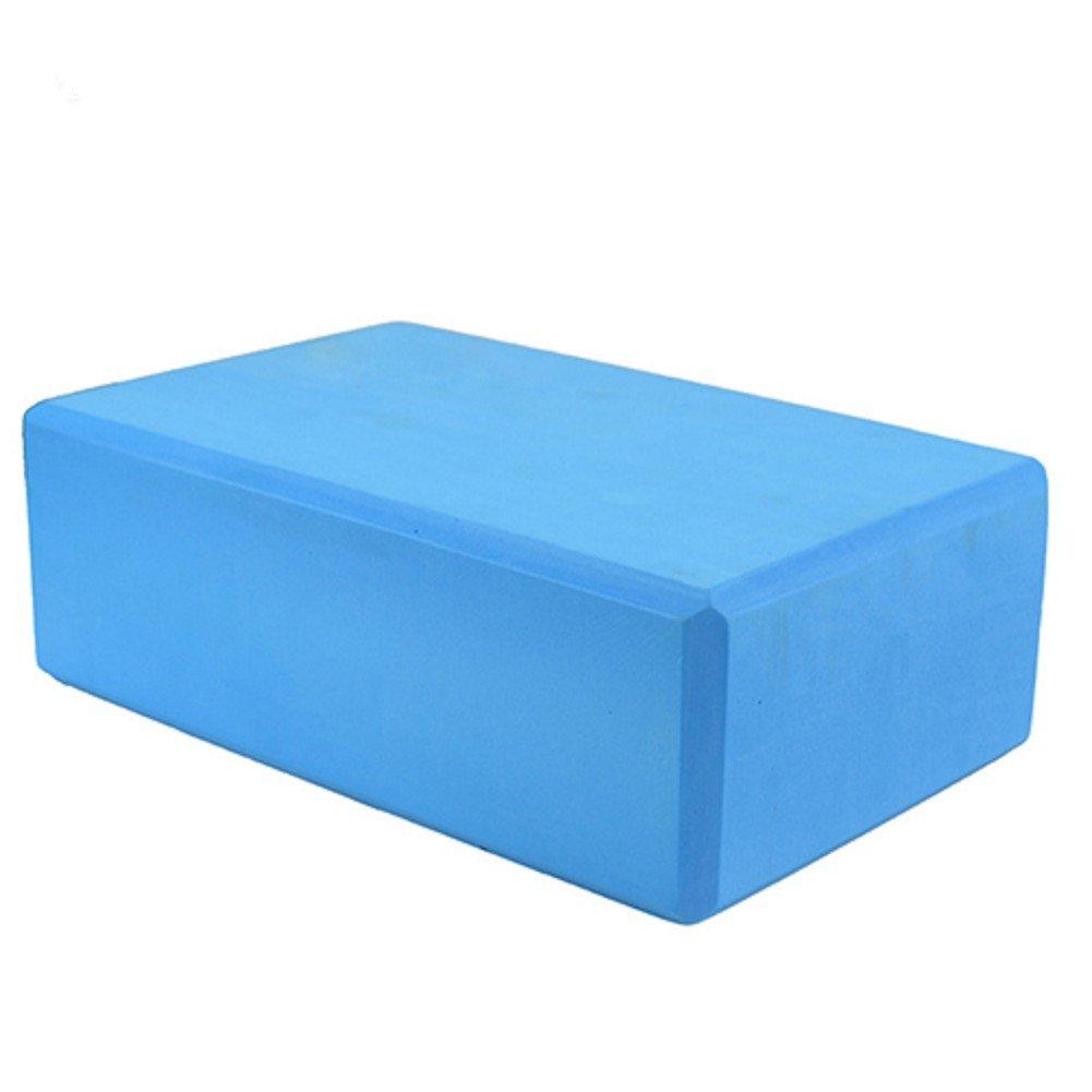 SEGRJ Yoga Block Schaumstoff Ziegel (23cm x 15cm x 7,5 cm) Stretching-Hilfe-Balance und Flexibilität Gym Pilates für Fitness-Sport-4 Farben-Leicht zu Tragen
