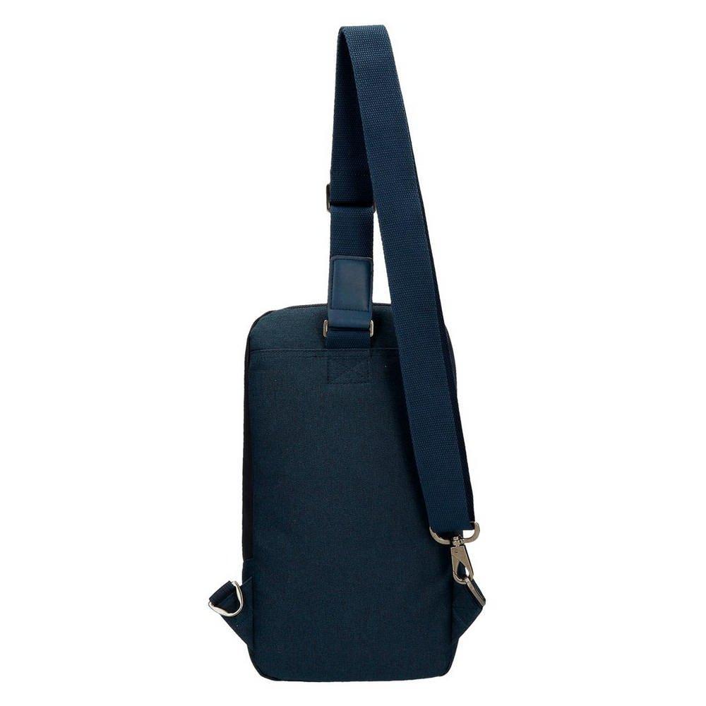 Pepe Jeans Greenwich 13.3 litros Malet/ín 39 cm Azul