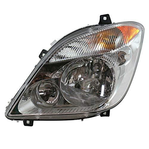 Koolzap For 07-13 Sprinter 2500/3500 Van Front Headlight Headlamp Halogen Light Driver Side ()