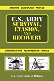 U. S. Army Survival, Evasion, and Recovery, Army, 1602393354