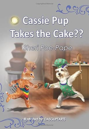 Cassie Pup Takes the Cake??