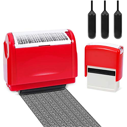 Itari Identity Theft Protection Stamp for Id Blockout,Privacy Confidential and Address Blocker