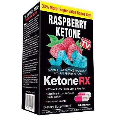 KetoneRX - Raspberry Ketone - Advanced weight loss formula