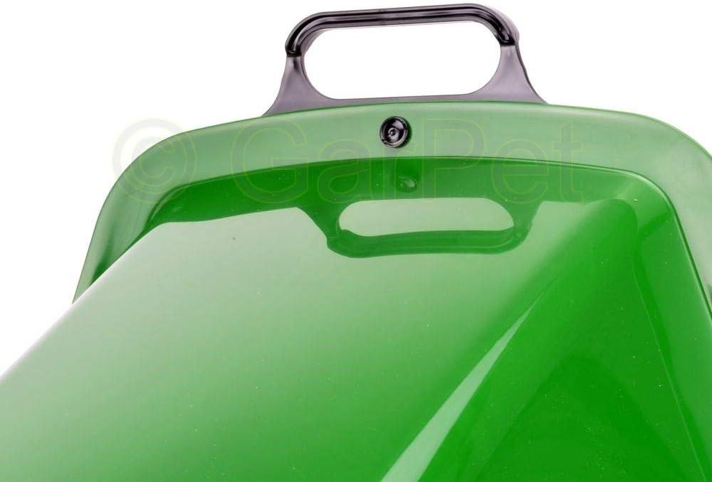GarPet Legenest mit F/ü/ße R/ückwand Abrollnest Brut H/ühner Nest Lege Eier Box Kunststoff