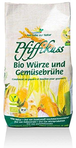 Pfiffikus Streuwürze und Gemüsebrühe 450g Nachfüllbeutel