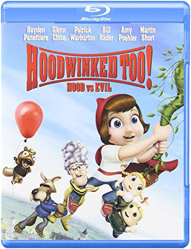 Hoodwinked Too! Hood Vs. Evil [Blu-ray]