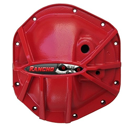 Rancho Differential Cover - Rancho RS6209 Differential Cover