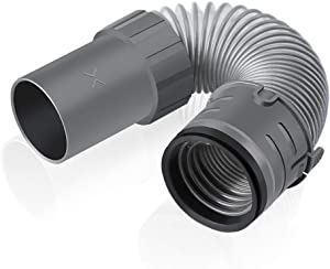 LANMU Vacuum Floor Nozzle Hose for Shark Navigator NV350, NV351, NV352, NV356, NV357, UV440, Replace Part No.193FFJ
