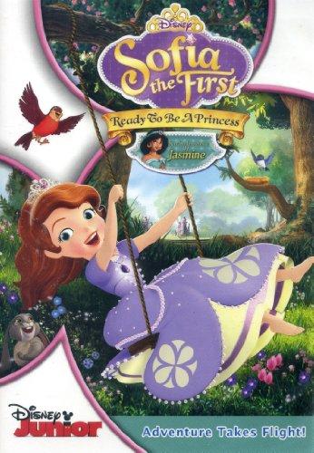 Sofia the First: Ready to Be a Princess