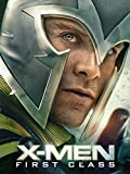 DVD : X-men: First Class