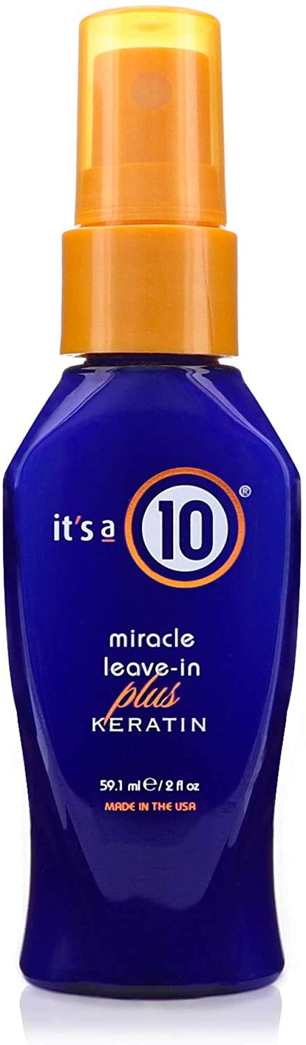 It's A 10 Haircare Miracle Leave-In Plus Keratin 2 oz.