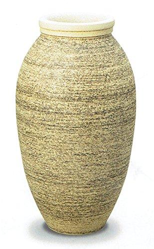ファラオ【白砂釉】 信楽焼 陶器 花器 花入 花瓶 B01NGZM8SH