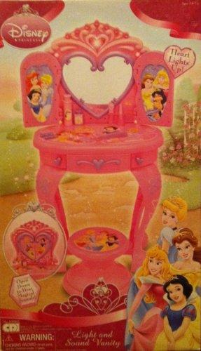 Disney Princess: Vanity Table with Stool