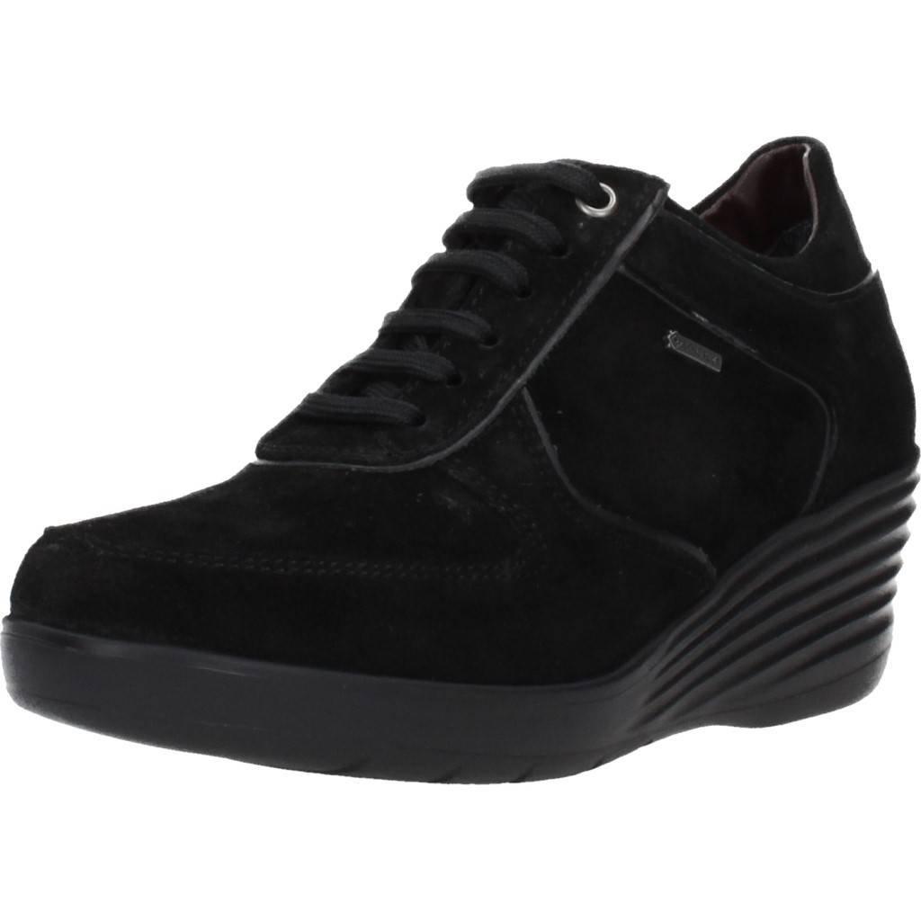 Zapatos de Cordones para Mujer, Color Negro, Marca STONEFLY, Modelo Zapatos De Cordones para Mujer STONEFLY Ebony Gore 2 Negro 41 EU Negro