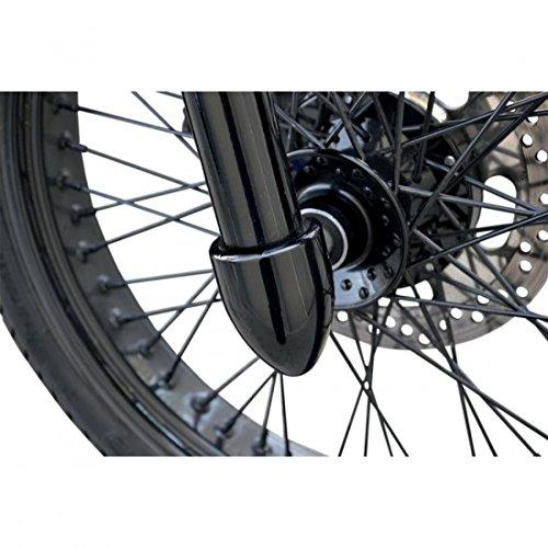 Baron Custom Accessories Fork Bullets/Axle Nut Covers BA-7800B