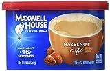 #2: Maxwell House International Hazelnut Cafe Beverage Mix, 4 Count, 36 Ounce