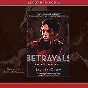 Betrayals: Strange Angels, Book 2 | Lili St. Crow