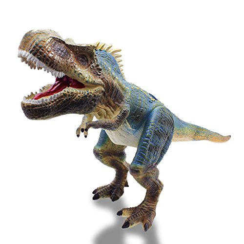 Allosaurus – iPlay, iLearn Dinosaur Action Figure Toys Hand Puppet Dinosaur Animals With Noises (27 Inches)