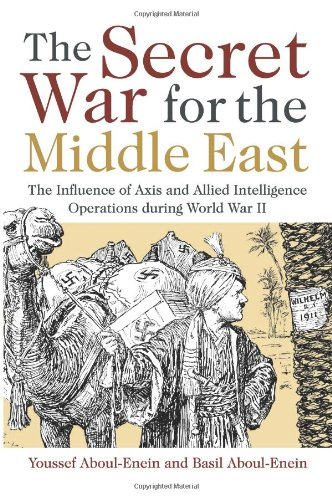 (The Secret War for the Middle East: The Influence of Axis and Allied Intelligence Operations During World War II)