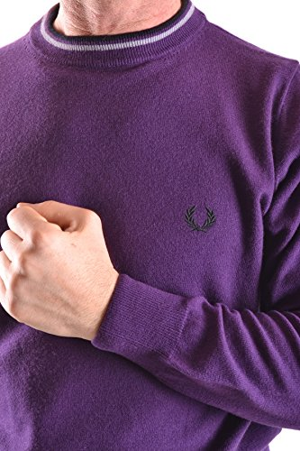 Fred Perry Homme MCBI128148O Violet Laine Maille