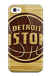 Excellent Design Detroit Pistons Basketball Nba (25) Phone Case For Iphone 4/4s Premium Tpu Case