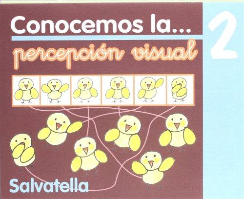 Descargar Libro Conocemos Percepción Visual 2 Teresa Sabaté Rodié