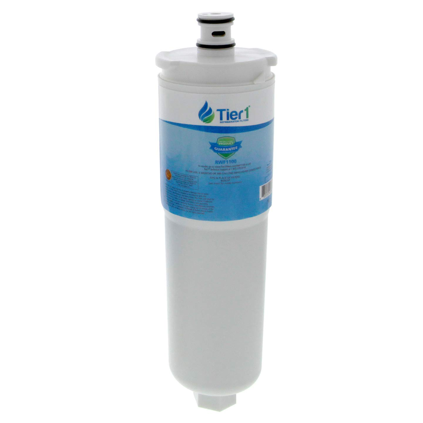 Tier1 Replacement for Bosch 640565, Whirlpool WHKF-R-PLUS, EVOLFLTR10, CS-52, AP3961137 Refrigerator Water Filter