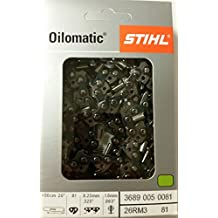 STIHL 26RM3-81 Oilomatic Rapid Micro 3 Saw Chain, 20""