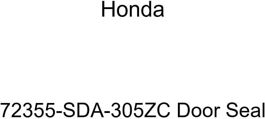 Honda Genuine 72810-SXS-A01 Door Weatherstrip