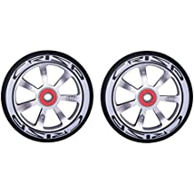 Crisp Hollowtech Spoked Alloy Pro Scooter Wheels with ABEC 9 Bearings -100mm or 110mm
