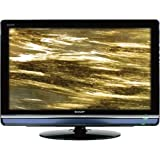 Sharp LC-32L400M 32'' Multisystem LCD TV - This Widescreen Television Comes with Built-in PAL/NTSC/Secam Tuner for Worldwide Use