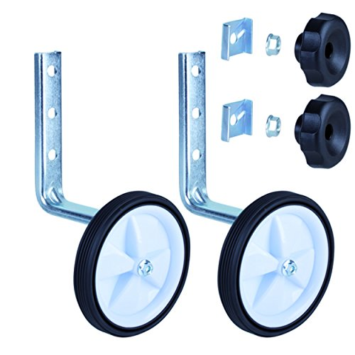 Trail-Gator Flip Up Training Wheels for 12-20-Inch Bicycles by Trail-Gator (Image #3)