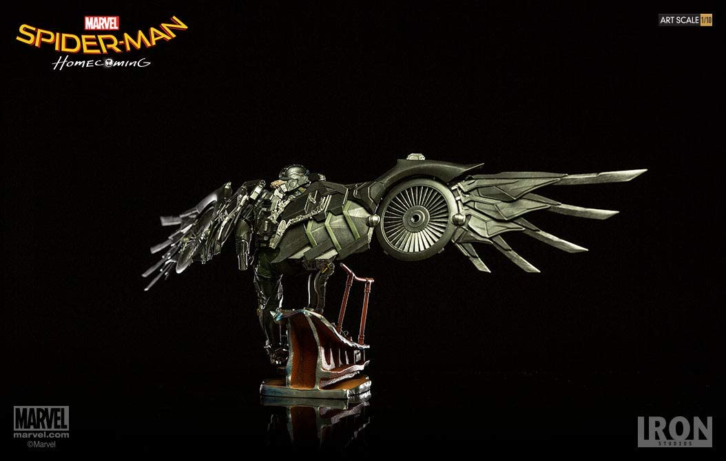 Iron Studios Marvel Vulture Spider-Man Homecoming 1//10 INS00867