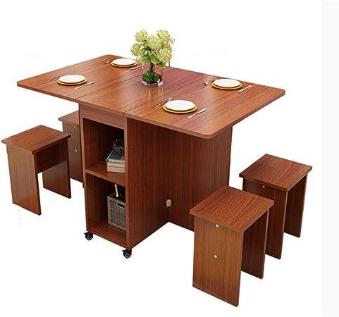 Tavoli Allungabili Per Piccoli Spazi.Fengbingl Hm Tavolo Consolle Allungabile Per Sala Da Pranzo