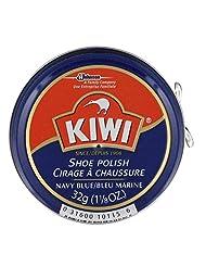 Kiwi Navy Shoe Polish, 1 - 1/8 oz