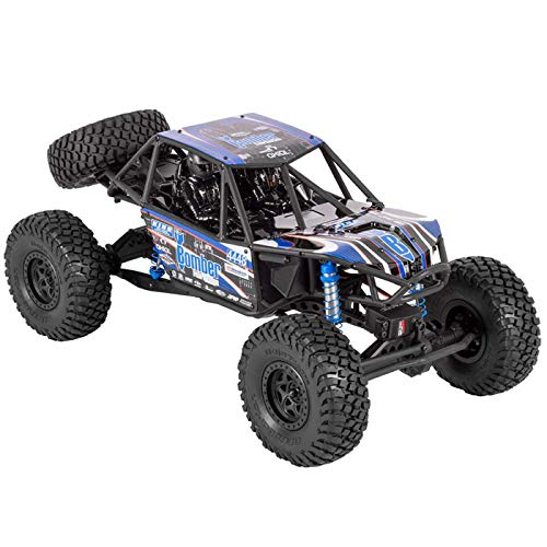 Axial RR10 Bomber 4WD RC Rock Racer Off-Road 4x4 Electric Ready to Run with 2.4GHz Radio and Waterproof ESC, 1/10 Scale RTR