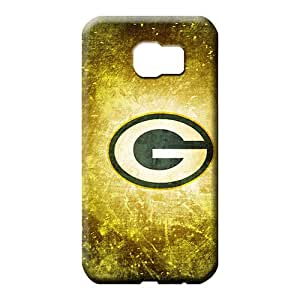 samsung galaxy s6 edge Strong Protect High-definition pictures phone cases covers green bay packers