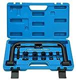 8milelake AUTO Solid Valve Spring Compressor Automotive Tool Set Repair Tool Kit