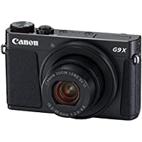 Canon compact digital camera DIGIC7 equipped with 1.0-inch sensor PSG9X MARKII (BK)--JAPAN IMPORT by Premium-Japan