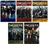 Chicago PD: The Complete Series Season 1-5 (DVD, 2018, 27-Disc Box Set)
