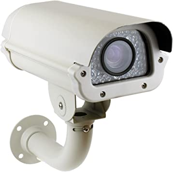 HD CVI 1080P 5~50 mm Long Range Weather-Proof Bullet Camera 2.4MP Varifocal