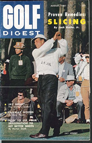GOLF DIGEST Jay Hebert Gary Player Harton Smith Jack Burke Jr 8 1961 by The Jumping Frog