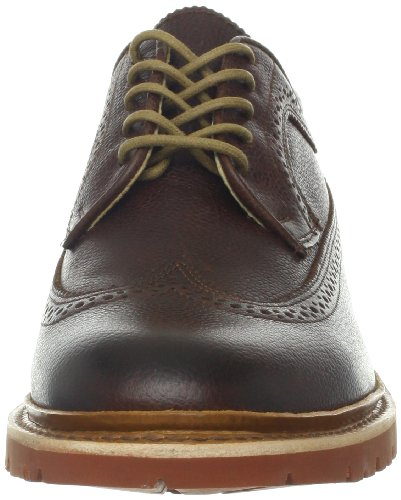 Oxford Lug James Brown Wingtip Men's Dark 84715 Frye FnTwqxv47v