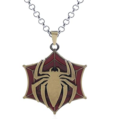 Colgante de Spiderman Giratorio Marvel Spider-Man Heroes ...
