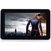 Oukua23 9 Quad Core Google Android 4.4 Kitkat Tablet Pc, Allwinner A33 Cortex A7, 8gb Multimedia, Dual Camera, Google Play Pre-load, Multi-touch 800480 Hd Screen, 3d Game Supported