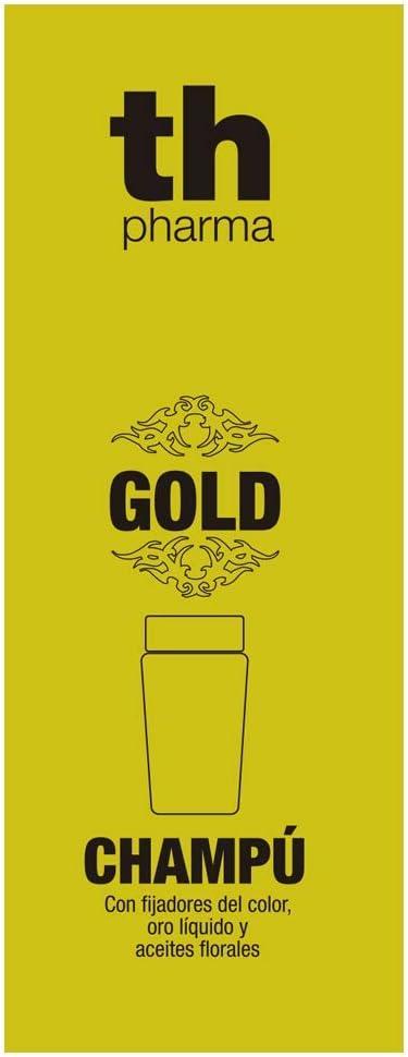 Thader Th Pharma V Color Kit Tinte Nº 901 Sin Amoniaco Con Oro Líquido