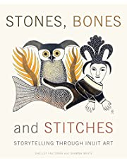 Stones, Bones and Stitches: Storytelling through Inuit Art