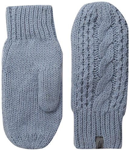 Cable Knit Mitt - 1