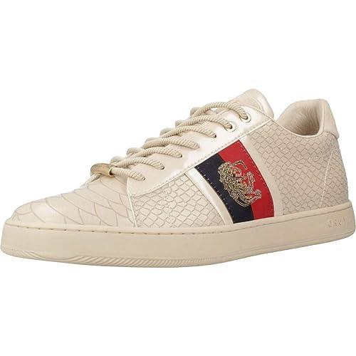 Zapatos para Hombre, Color Hueso, Marca CRUYFF, Modelo Zapatos para Hombre CRUYFF Sylva Semi Hueso: Amazon.es: Zapatos y complementos
